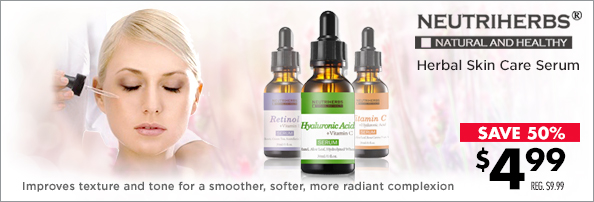 Neutriherbs Hyaluronic Acid Serum + Vitamin C Neutriherbs Vitamin C Serum + Hyaluronic Acid Neutriherbs Retinol Serum + Vitamin E
