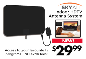 SKYALL Indoor HDTV Antenna